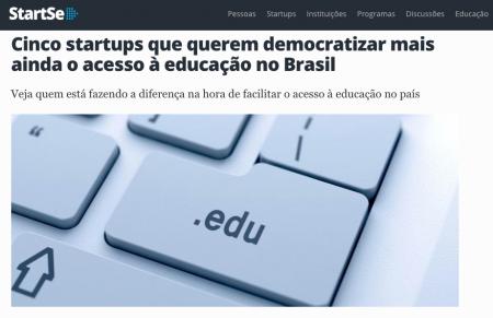 Cinco startups que querem democratizar mais ainda o acesso à educação no Brasil